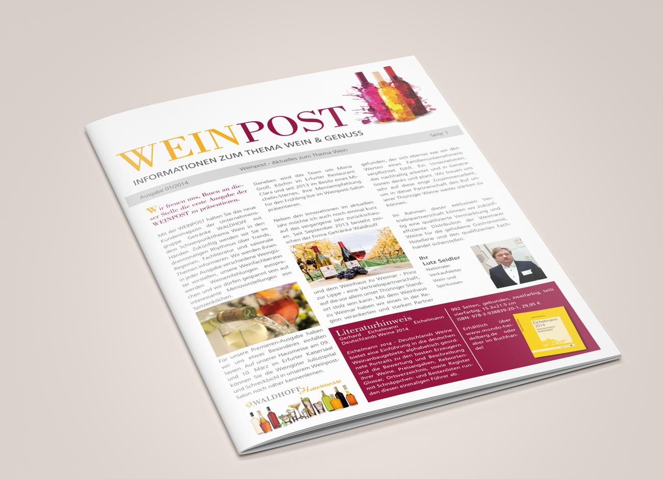 Markenkombinat | Getränke Waldhoff
